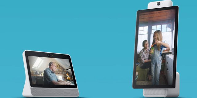 Facebook's new Portal video chat aims to increase user engagement amid stagnating social media consumption (FB)