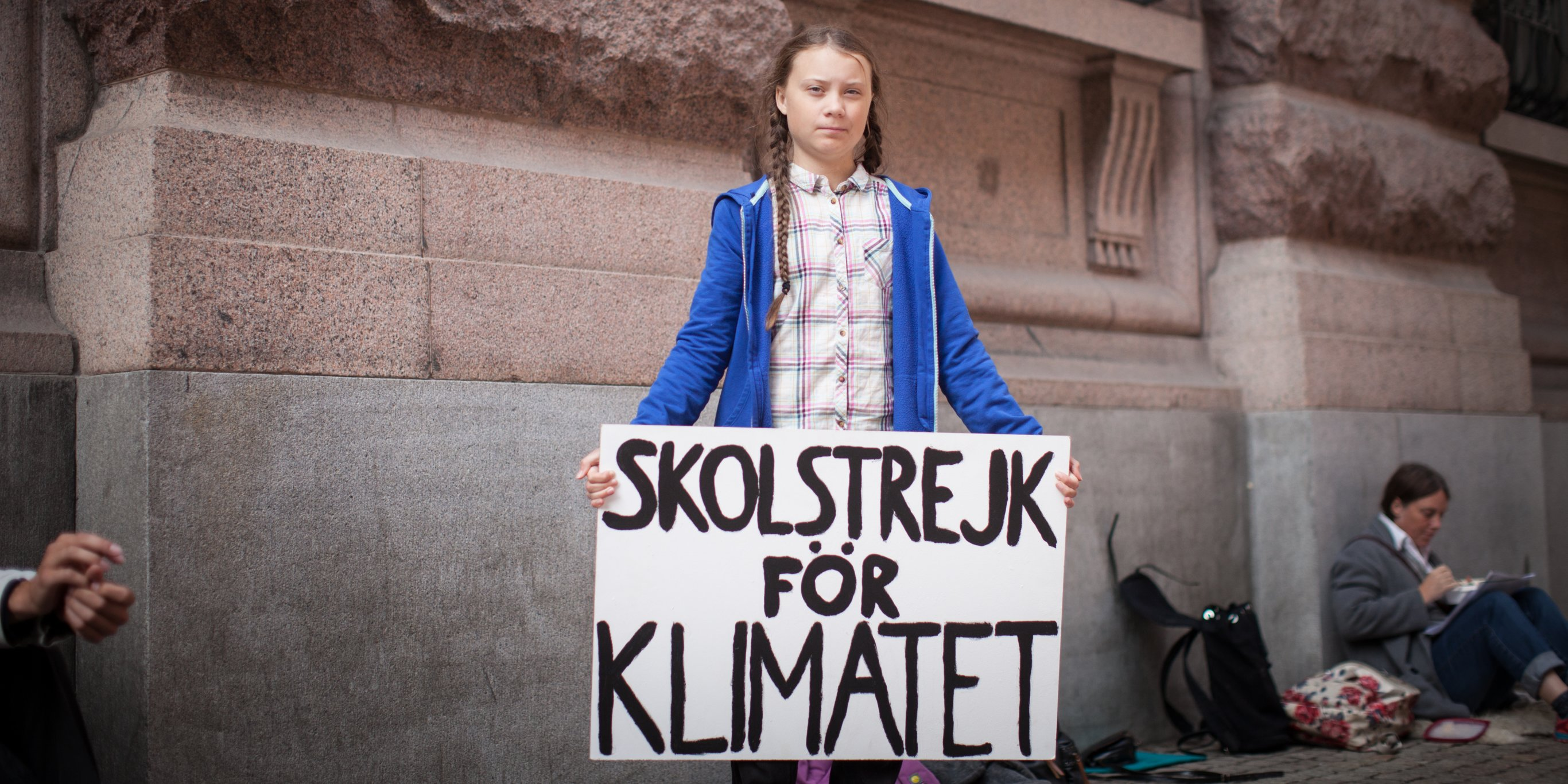 How 16-year-old Greta Thunberg became the face of climate-change activism