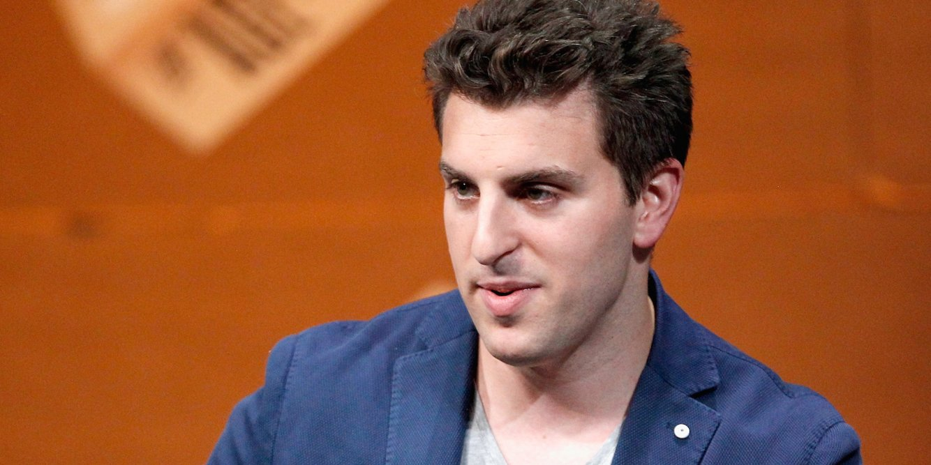 The rise of Airbnb CEO Brian Chesky, who got his start renting out air mattresses on his floor and is now planning to take his $31 billion startup public