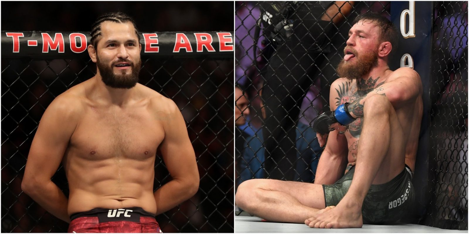 Jorge Masvidal says Dana White won't let him fight Conor McGregor in case he ends up murdering him