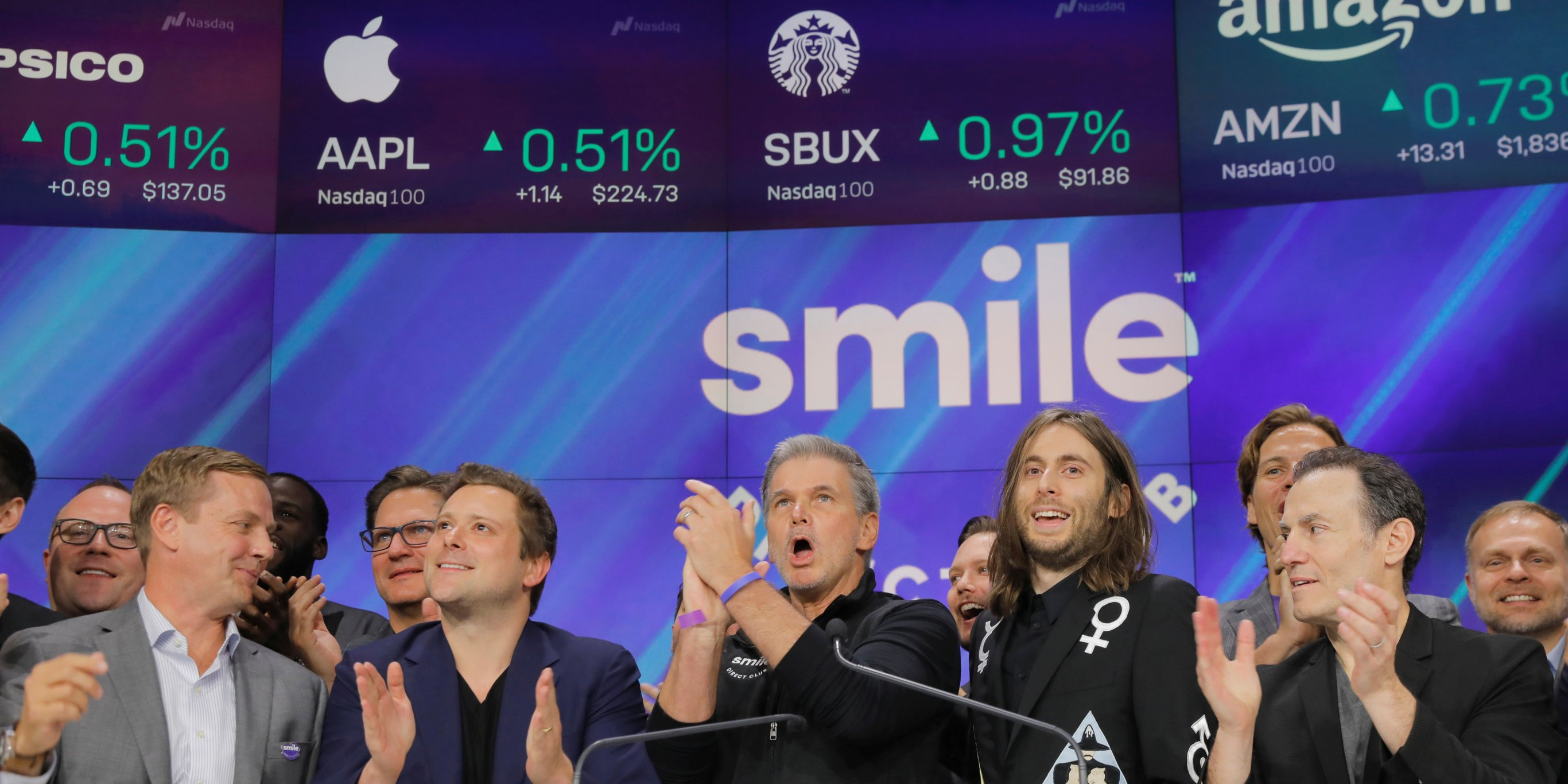 SmileDirectClub's CEO called JPMorgan's Dimon to complain after the teeth-straightening company tanked in its first day of trading (SDC)
