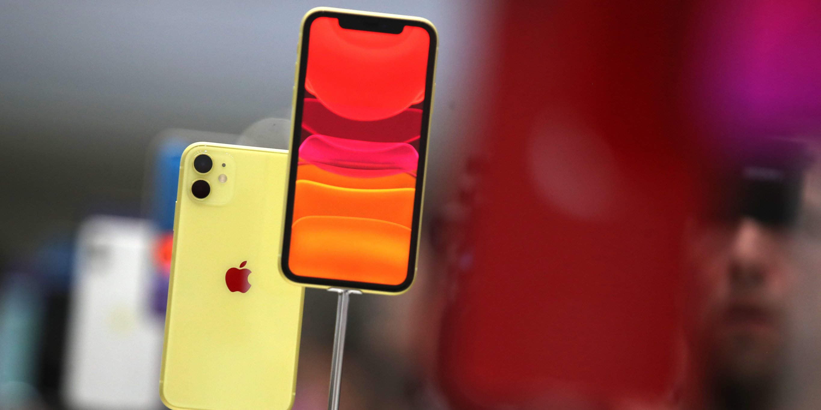 Apple said it made improvements in the iPhone 11 to help keep its performance high even as the battery gets old (AAPL)