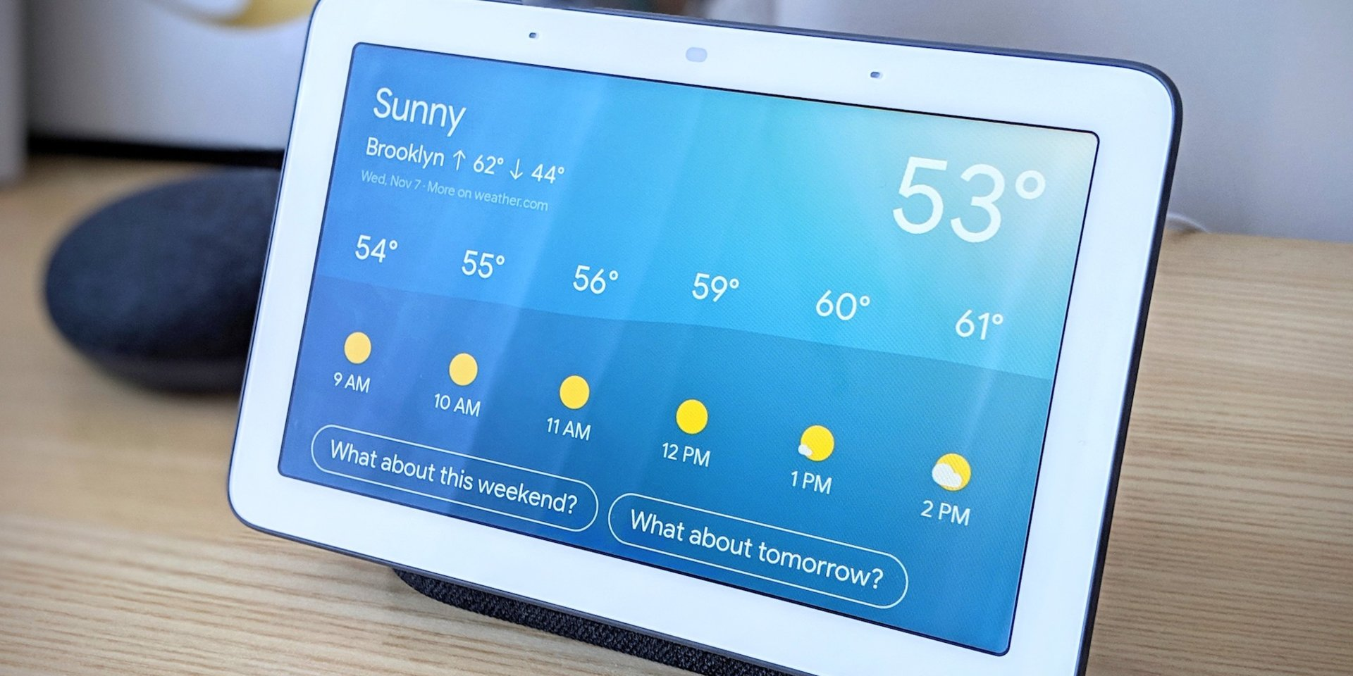 'What is a Google Home Hub?': Everything you need to know about the Google smart device that can help you navigate daily life