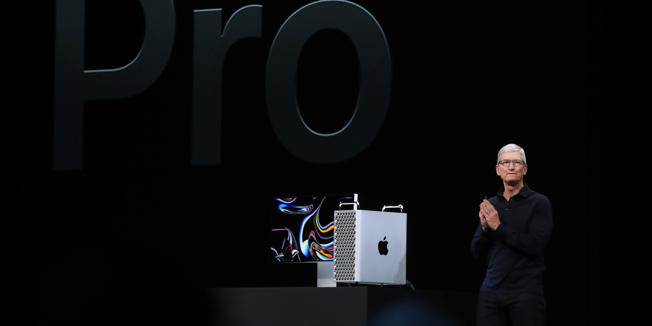 Apple says it will keep making the Mac Pro in Texas after reports suggested it was shifting production to China (AAPL)