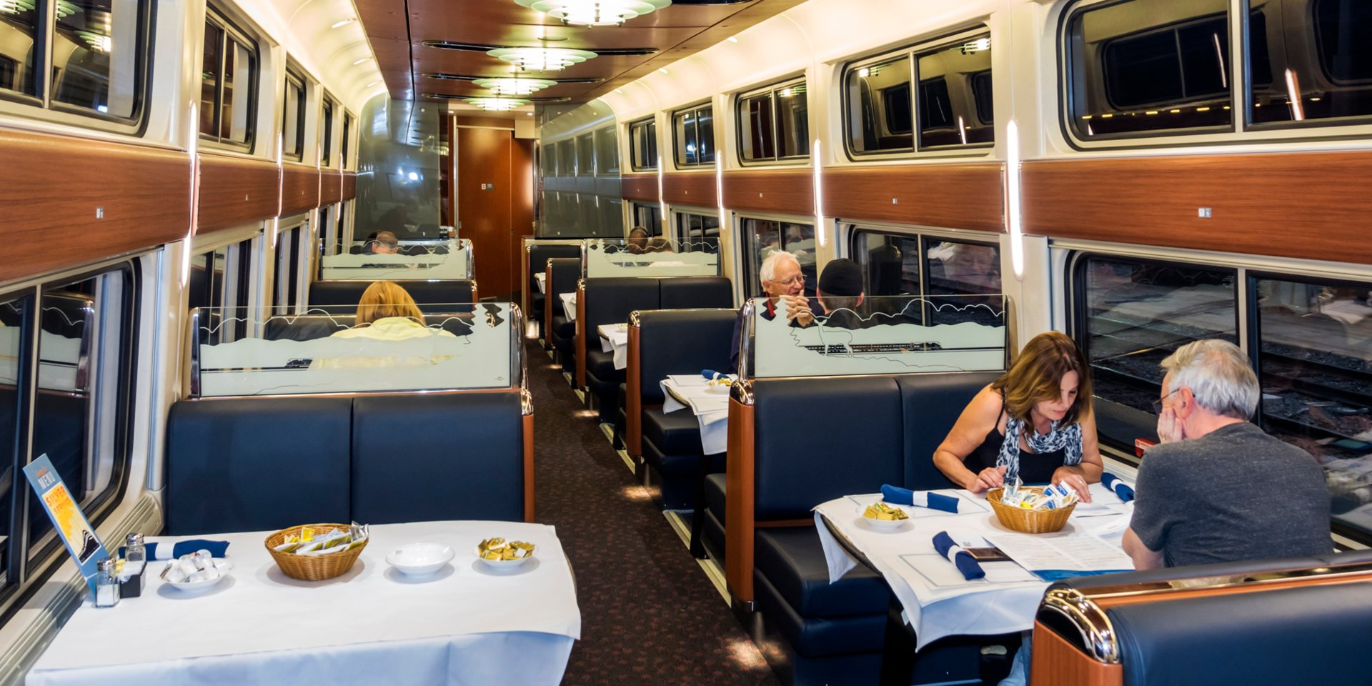 Amtrak is blaming millennials as it cuts back on dining-car meals — and the internet's not buying its logic