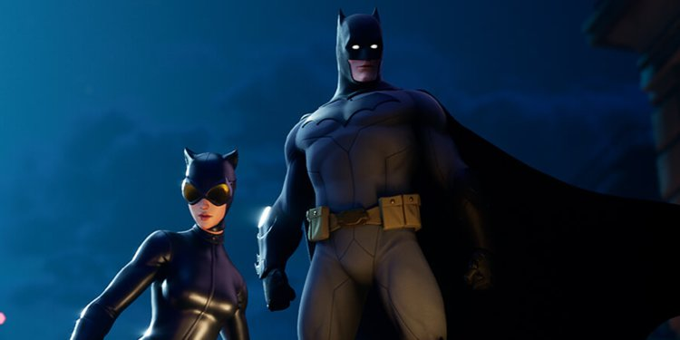 Batman has joined the cast of 'Fortnite' to celebrate the 80th anniversary of the Dark Knight