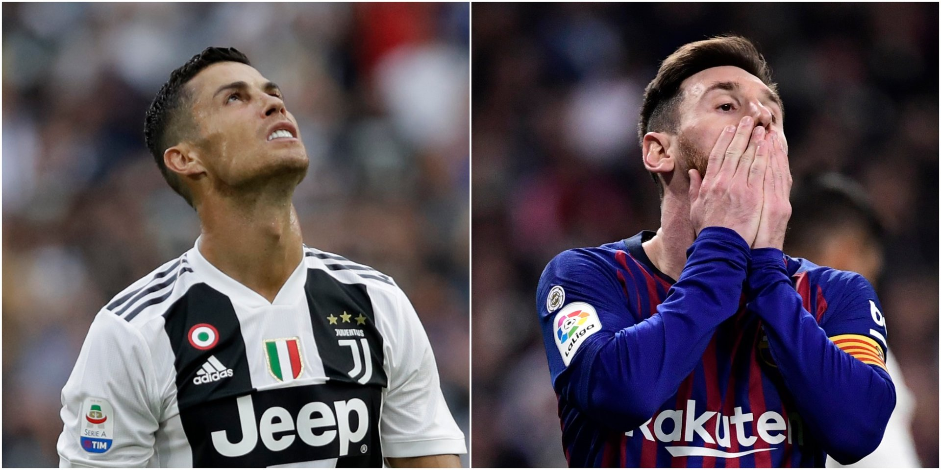 Cristiano Ronaldo and Lionel Messi should not have been included in FIFA's world team of the year, Liverpool star says