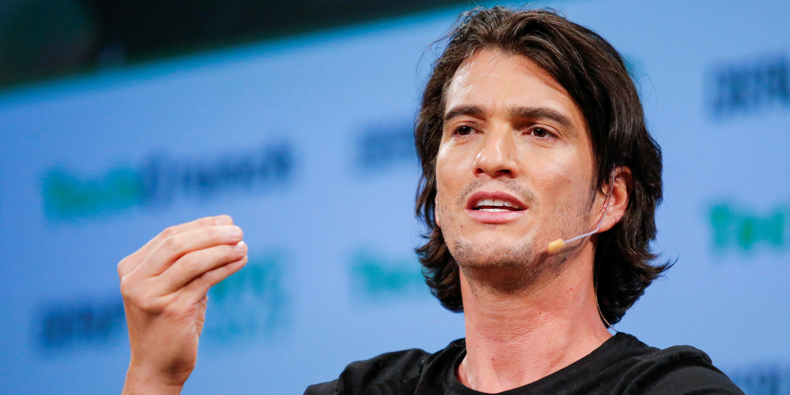 Google examined WeWork search results and reportedly found 'the most alarming negative sentiment trends' they've seen for such a company