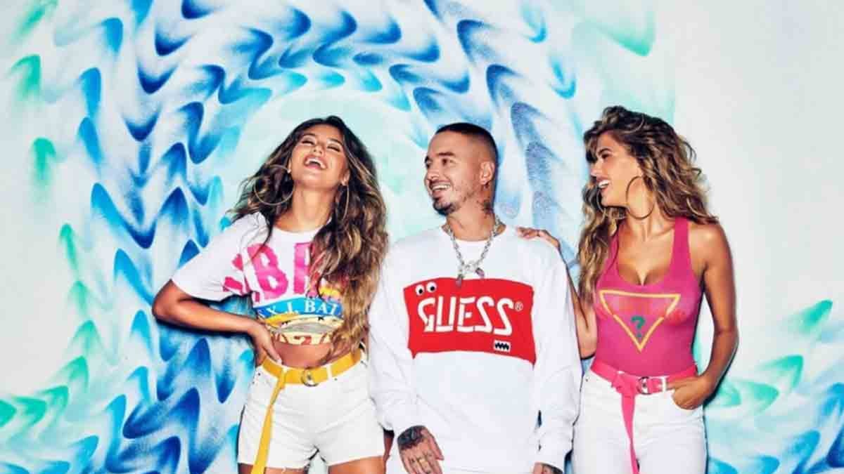 Guess Sued Over J Balvin's Vibras Collection Ad Campaign