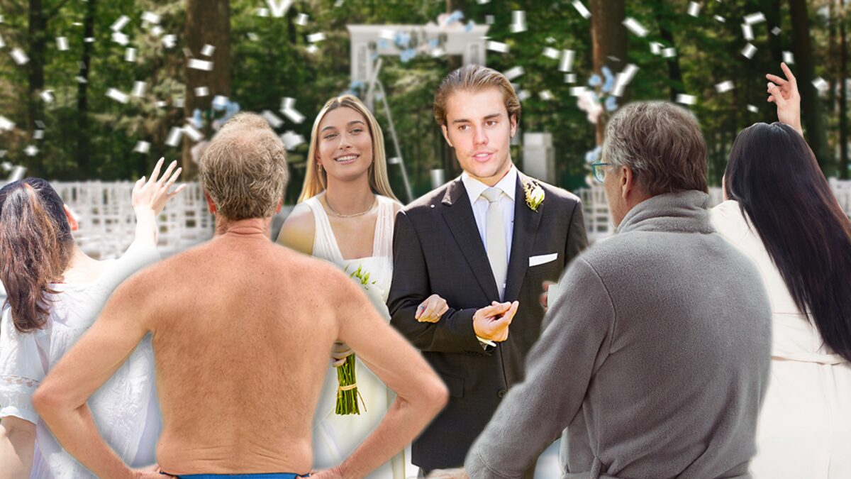 Justin and Hailey Bieber's Wedding Is Pissing Off Hotel Guests