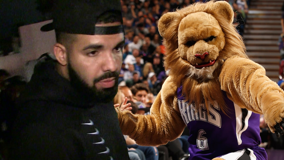 Drake Letting Sacramento Kings Use His Plane for Games in India