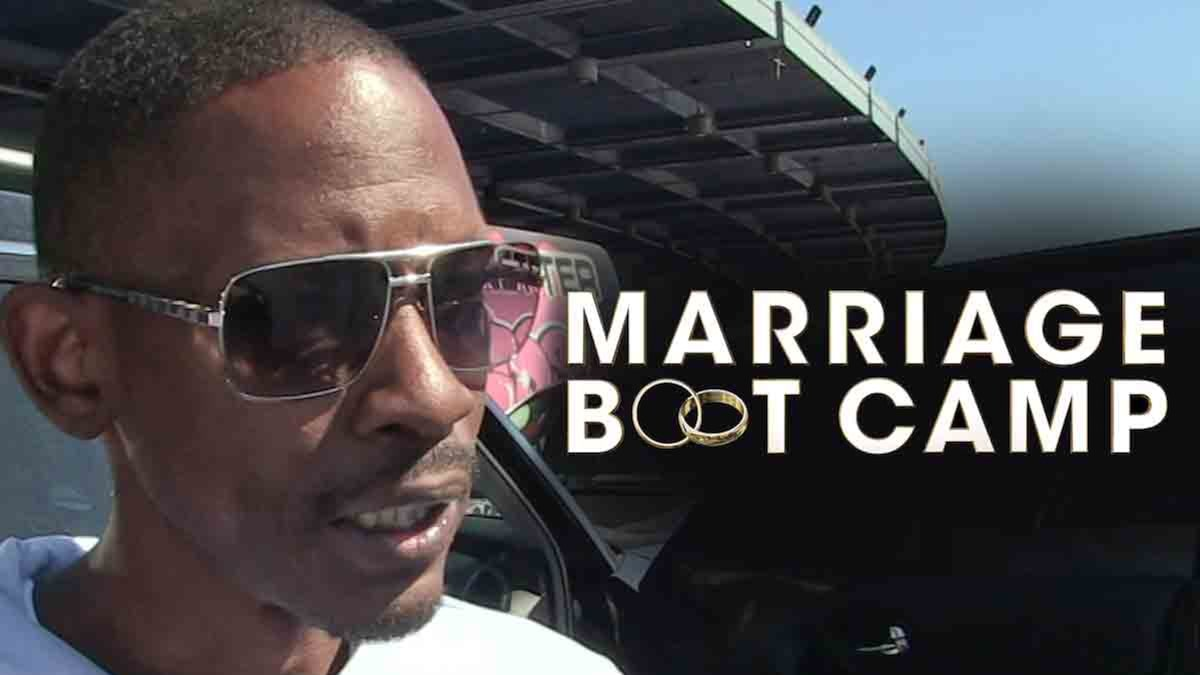 Kurupt Relapses on Alcohol, Booze Banned From 'Marriage Boot Camp'