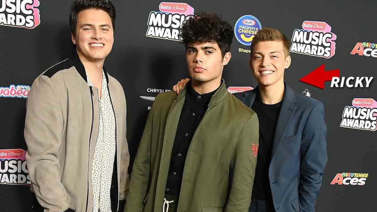 'Forever In Your Mind' Member Ricky Garcia Sues Manager for Rape