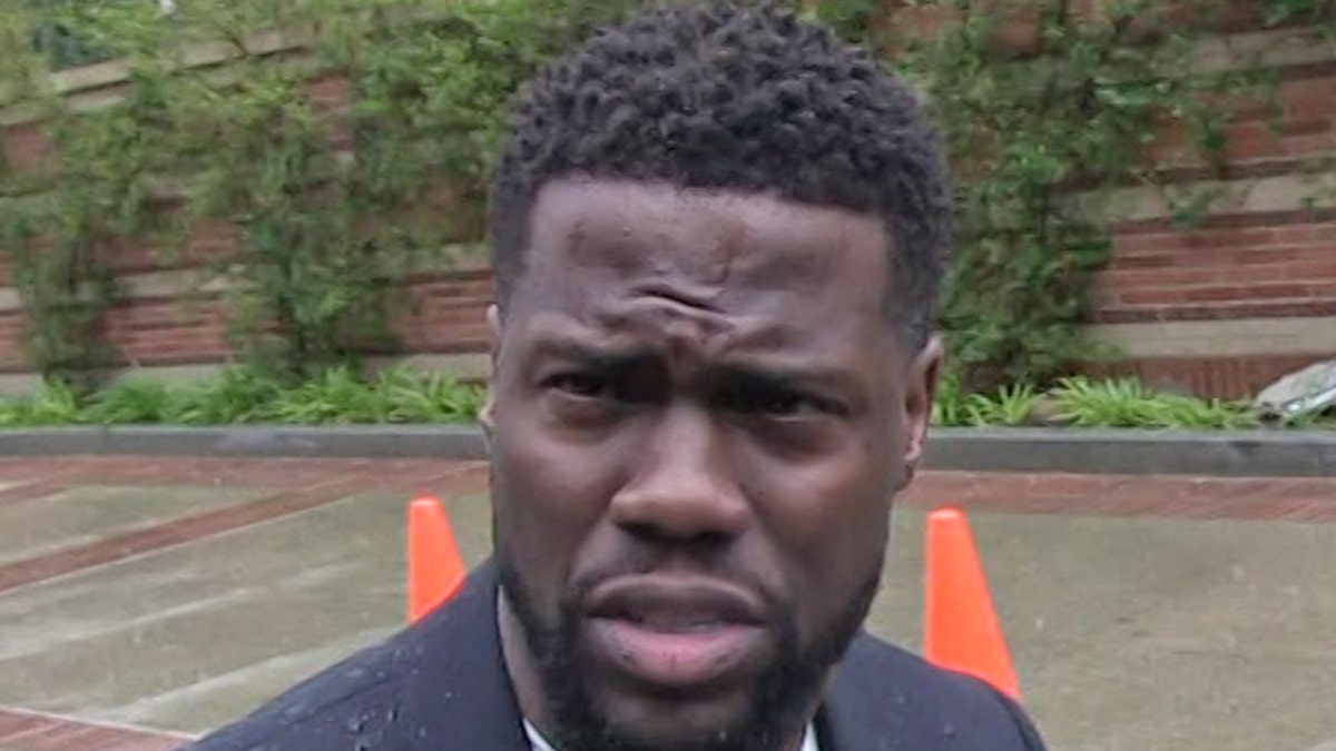 Kevin Hart Wrapped 2 Movies Before Car Crash, Other Projects In Limbo