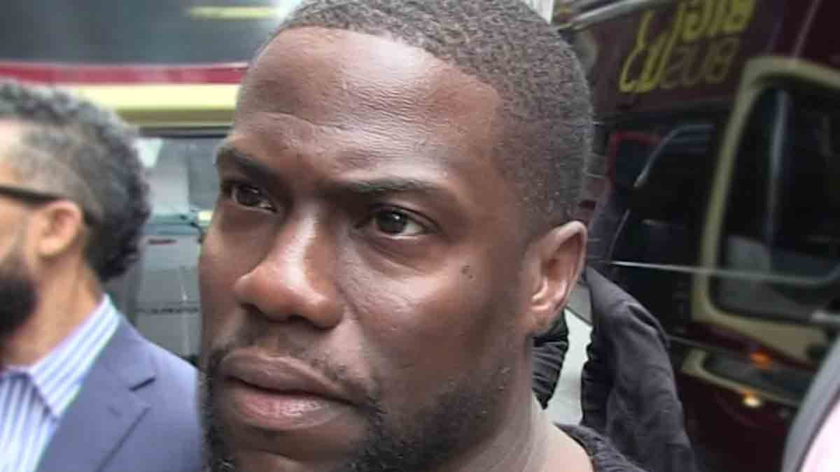 Kevin Hart Back Home and Can't Believe He's Alive