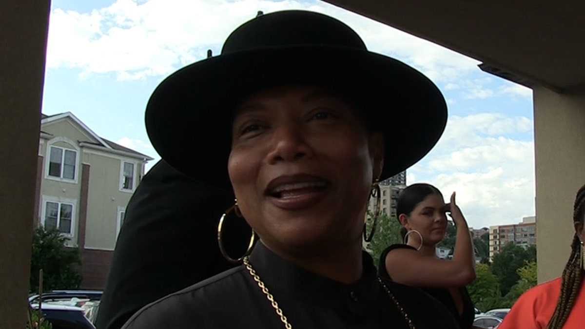 Queen Latifah Says Nicki Minaj Will Come Out of 'Retirement'