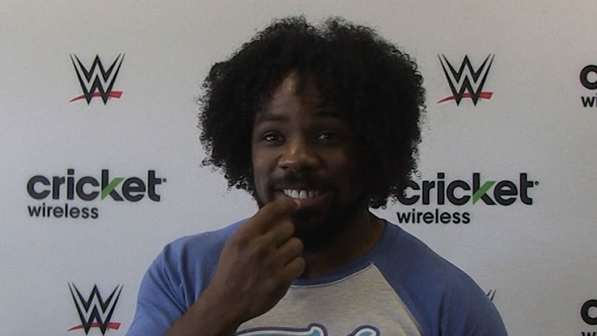 WWE's Xavier Woods Shares Horrifying Story About Real Gruesome Wrestling Injury 💀
