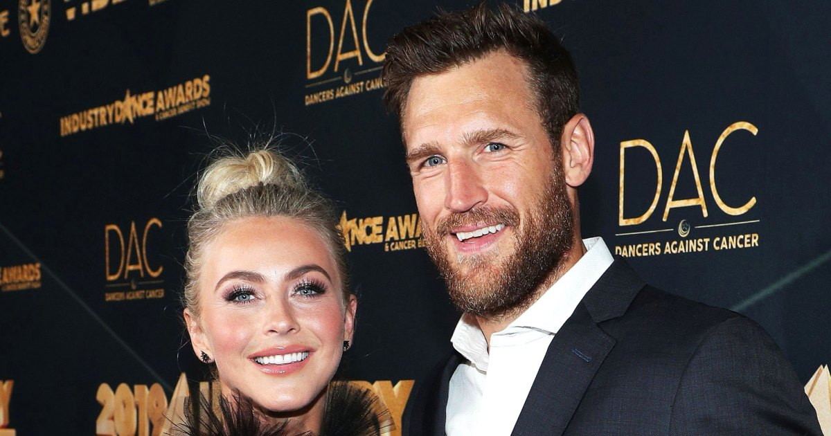 Brooks Laich: How Julianne Hough Coming Out as 'Not Straight' Inspired Me