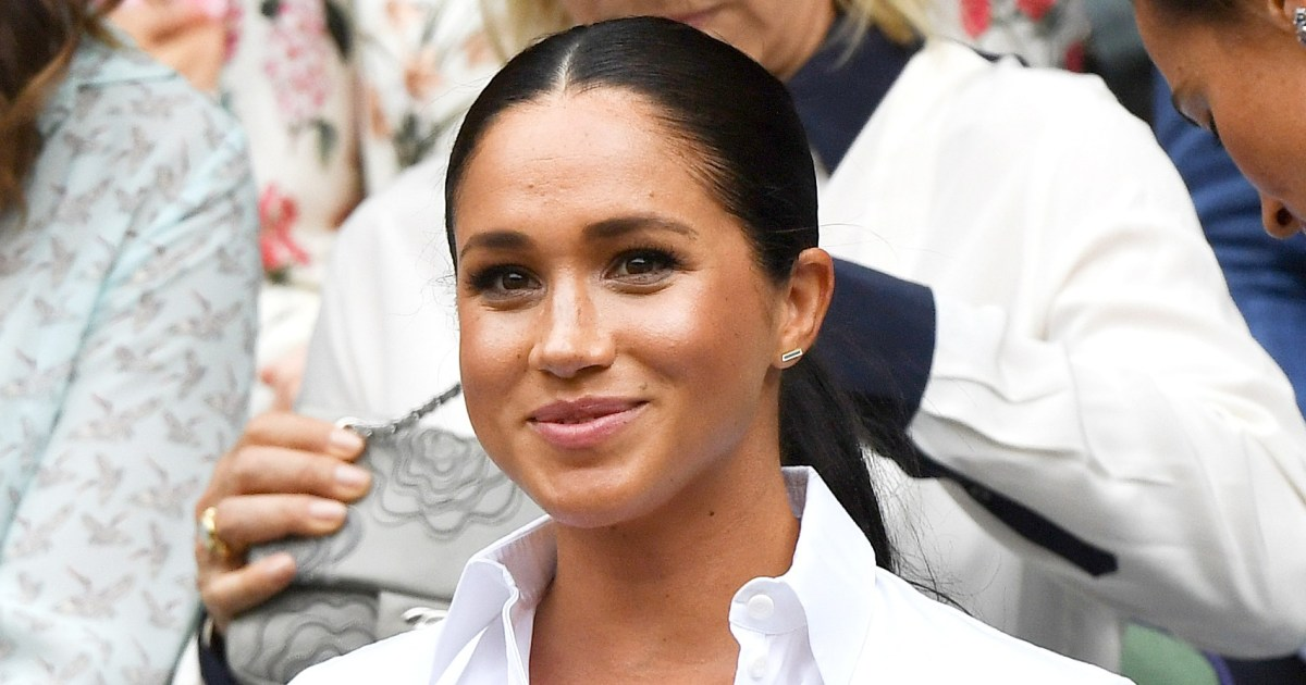 She's Back! Duchess Meghan's First Post-Baby Engagement Revealed