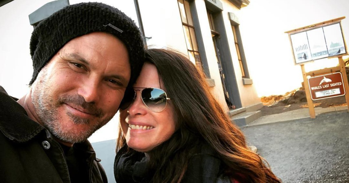 Holly Marie Combs Marries Mike Ryan