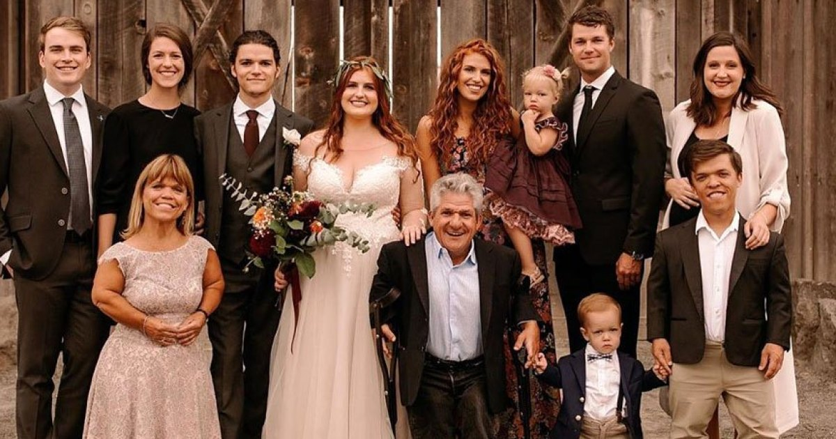 Rustic Romance! Inside Jacob Roloff and Isabel Rock's Farmhouse Wedding