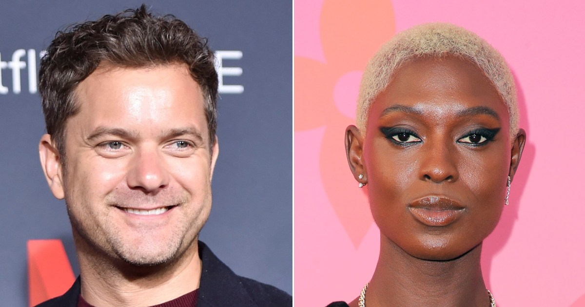 Aww! Joshua Jackson Says He's 'in Love' With Jodie Turner-Smith