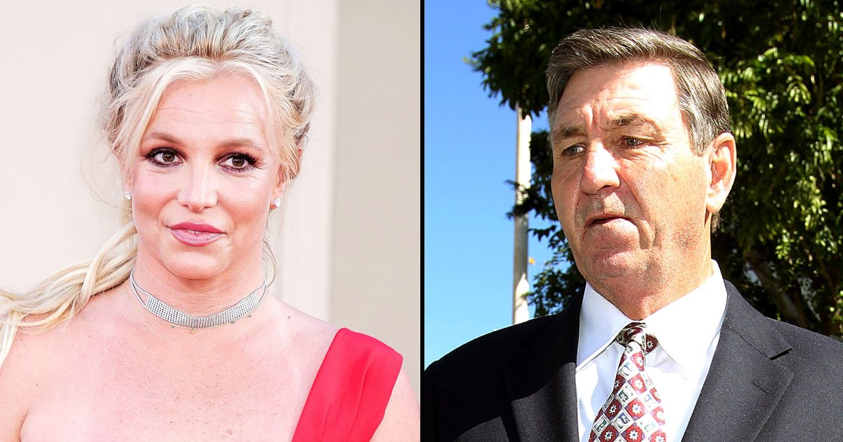 Judge Approves Britney Spears' New Conservator Amid Drama With Dad Jamie