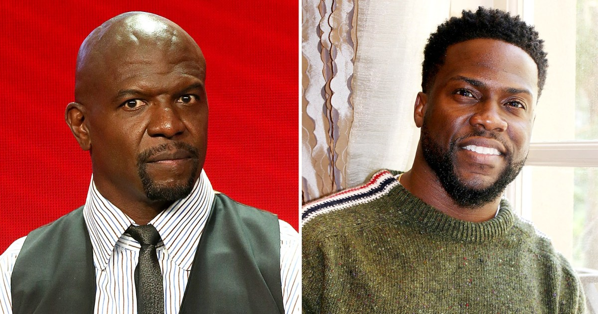 Terry Crews: Kevin Hart Will 'Have to Rebuild His Life' After Car Accident