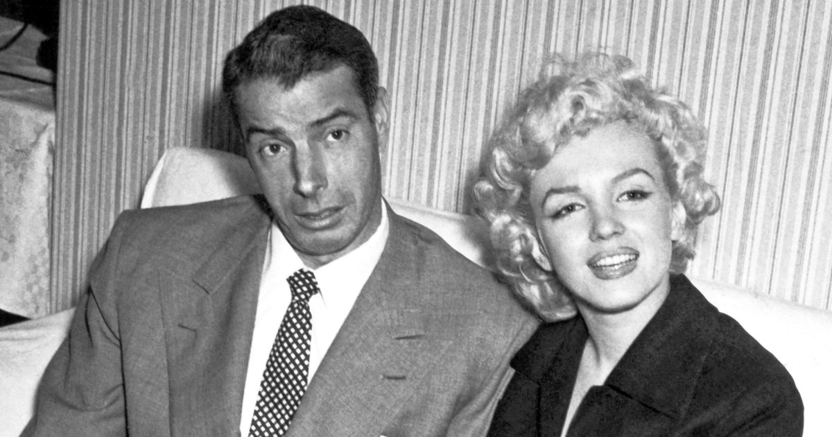 'Killing of Marilyn Monroe' Dives Into Star's Relationship With Joe DiMaggio