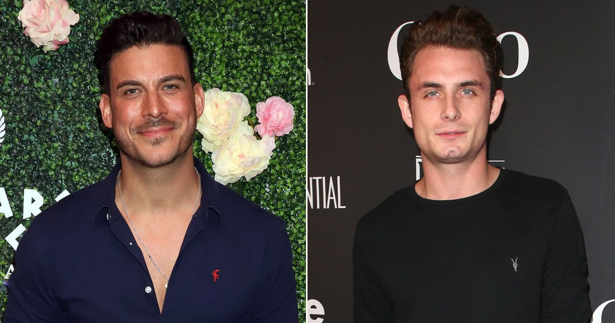 Pump Rules' Jax Taylor: I'm 'Proud' of James Kennedy's 'Positive Changes'
