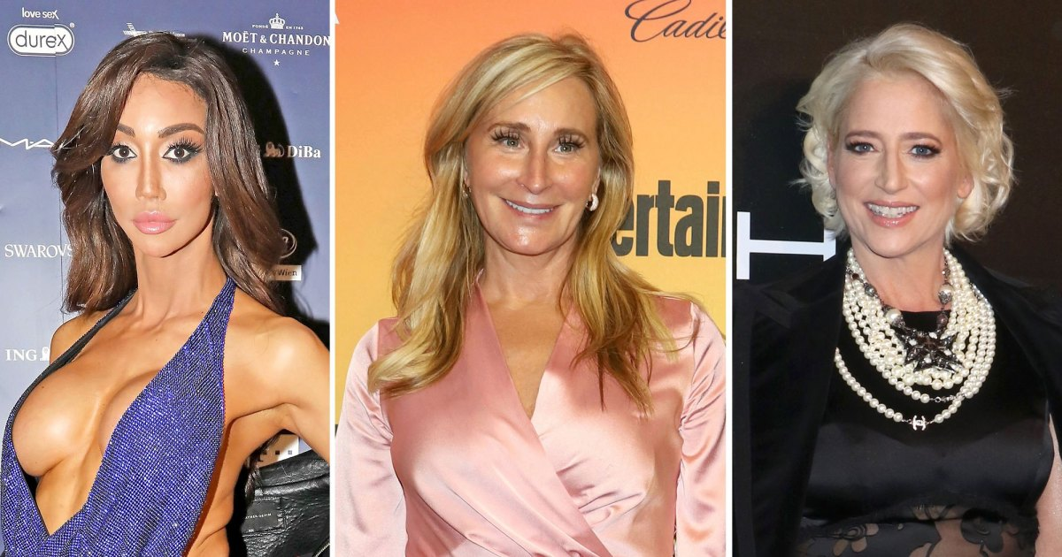 Trans Model Responds to Being Dissed by Sonja Morgan and Dorinda Medley