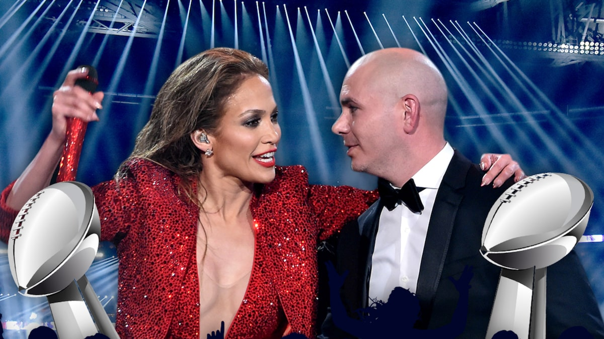 Pitbull in Talks with J Lo, Miami VIPs Pushing for Super Bowl Guest Spot