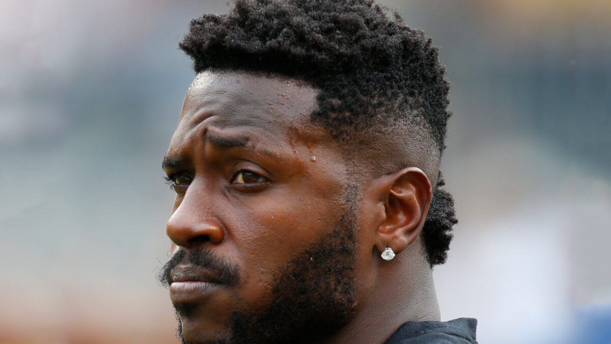 Antonio Brown Rape Accuser Claims She Passed Lie Detector