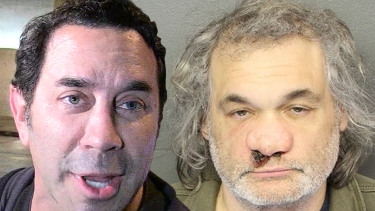 Dr. Paul Nassif says Artie Lange Needs to Fix His Nose, Stay Sober