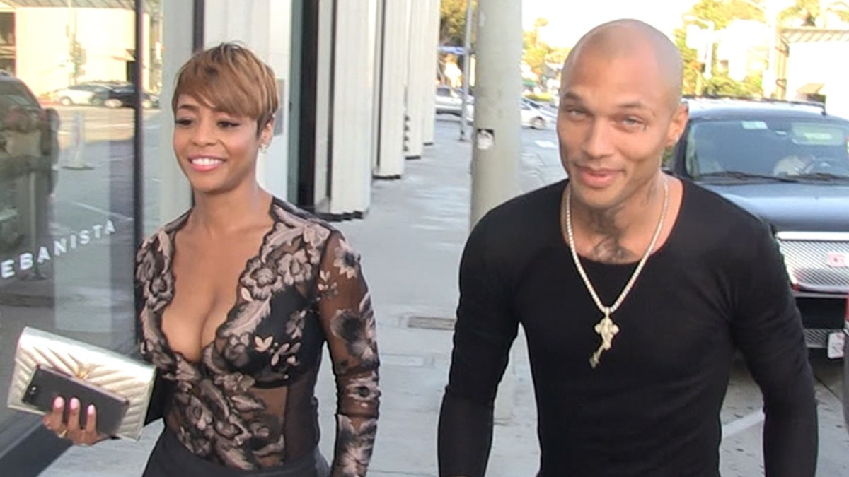 Jeremy Meeks Moves on from Chole Green with New Girl Erica Peeples