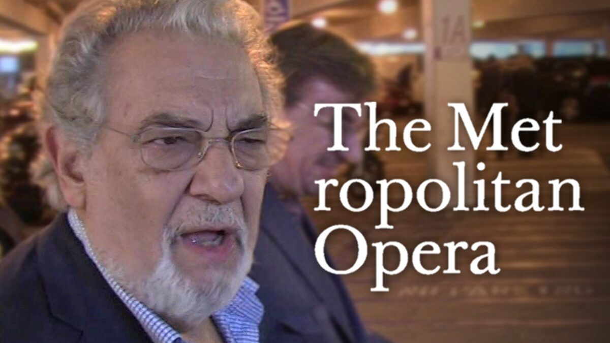 Placido Domingo Quits the Met Amid Sexual Misconduct Accusations