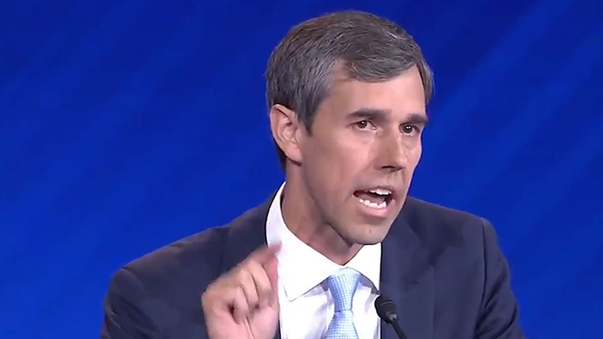 Beto O'Rourke Threatened with Death By Congressman Over Assault Weapon Ban