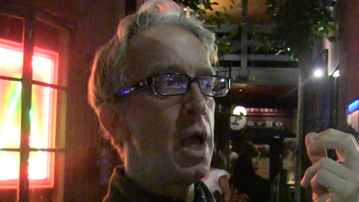 Andy Dick Arrest Warrant Issued for Alleged Sexual Battery