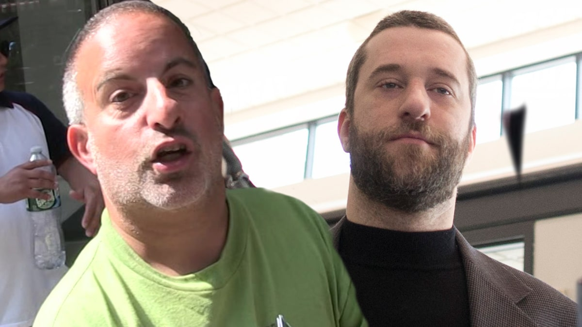 Bagel Guy Chris Morgan Pulls Out Celebrity Fight with Dustin Diamond
