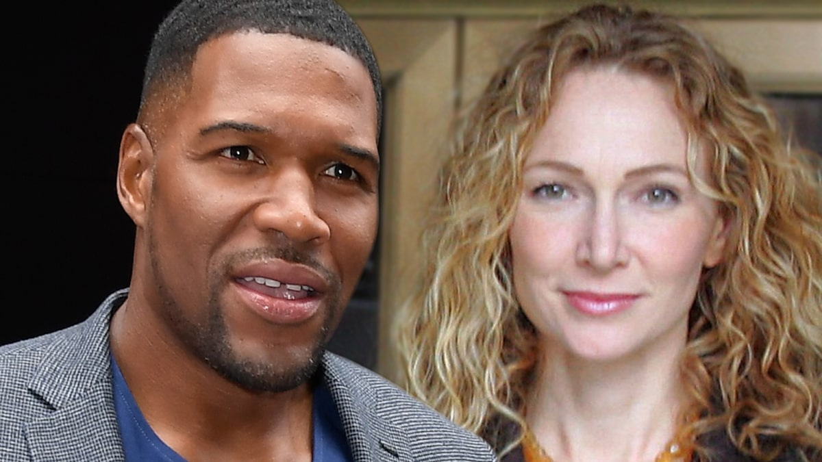 Michael Strahan Facing Off With Ex-Wife Over Child Support