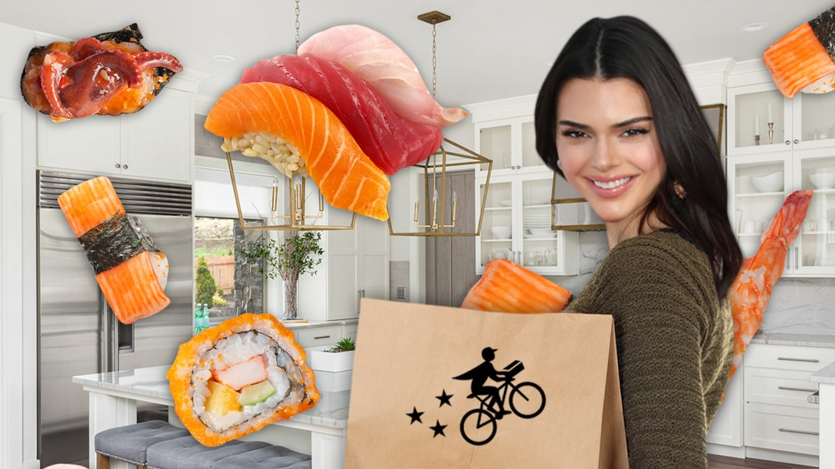 Kendall Jenner Has Dropped $10,000 on Postmates Since 2015