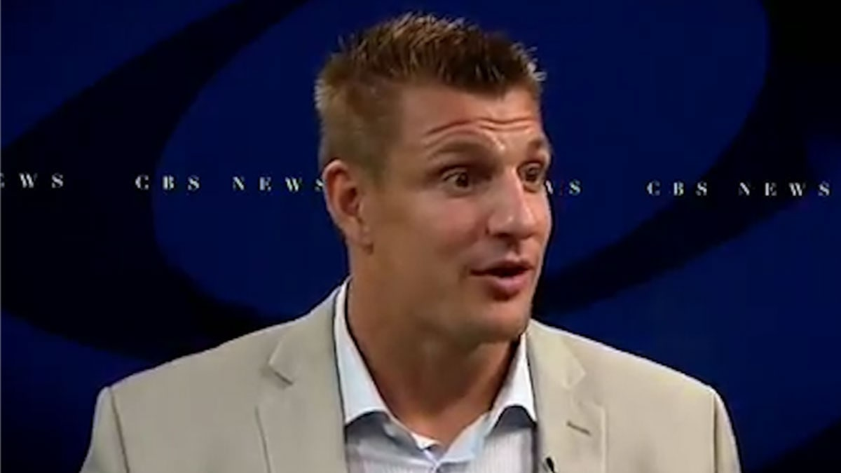 Rob Gronkowski Says He's 'Probably Had 20 Concussions, 5 Blackout Ones'
