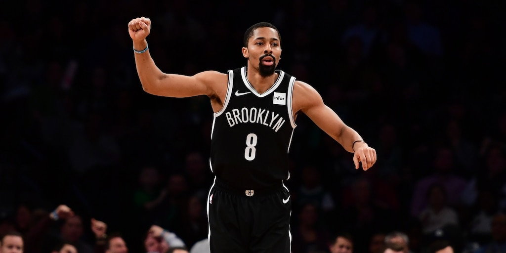Brooklyn Nets guard Spencer Dinwiddie is planning to release a digital token for others to invest in his contract