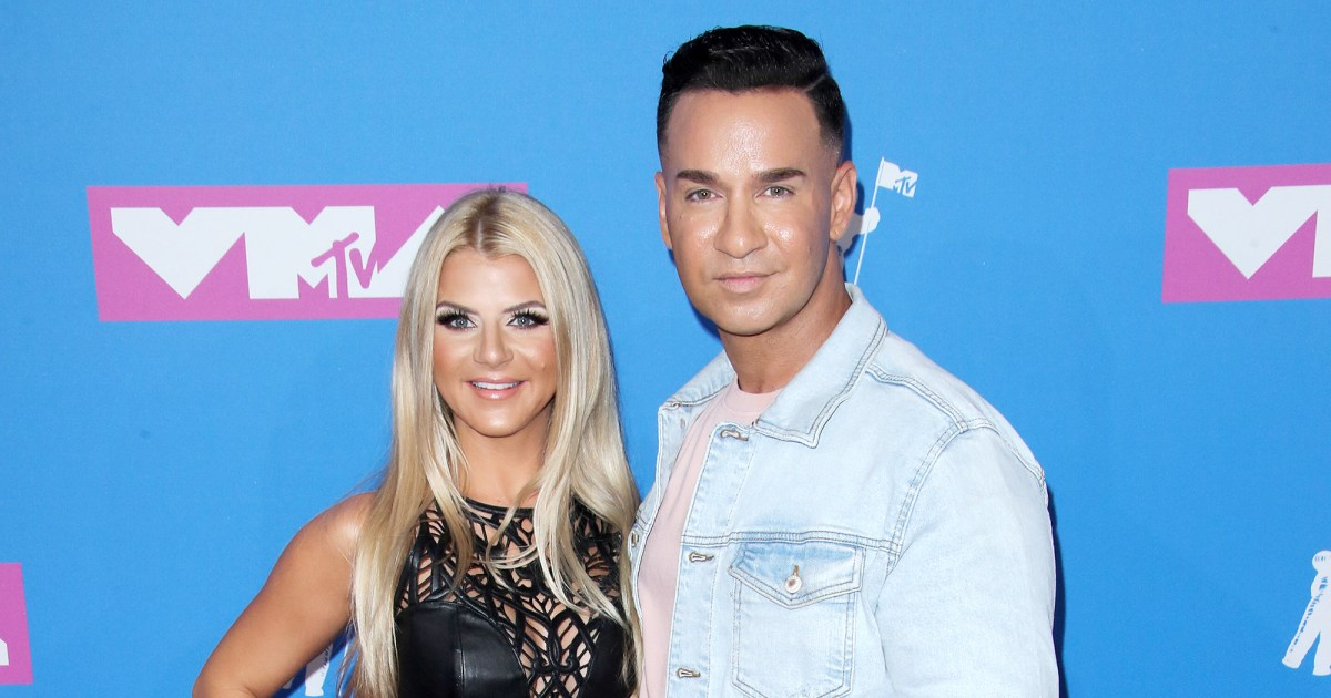 Mike Sorrentino and Lauren Sorrentino: A Timeline of Their Relationship