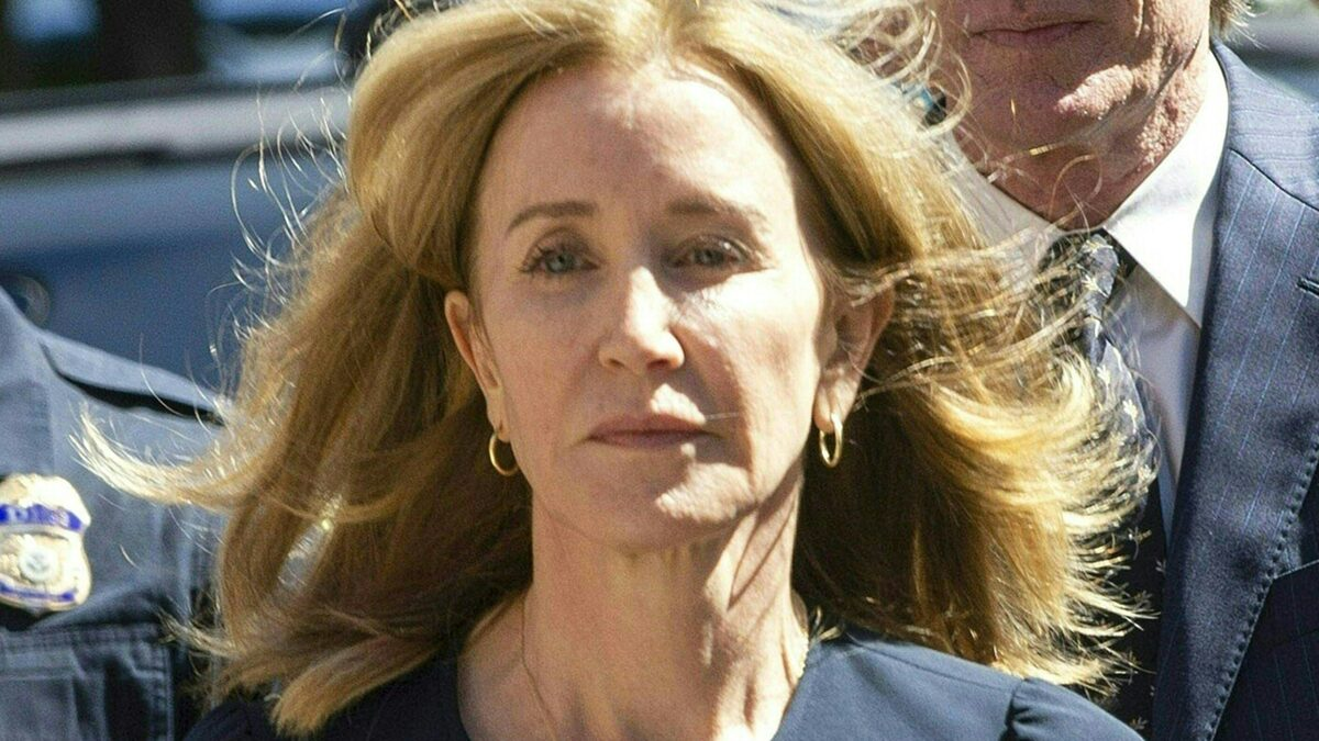 Felicity Huffman Released From Prison After Only 11 Days
