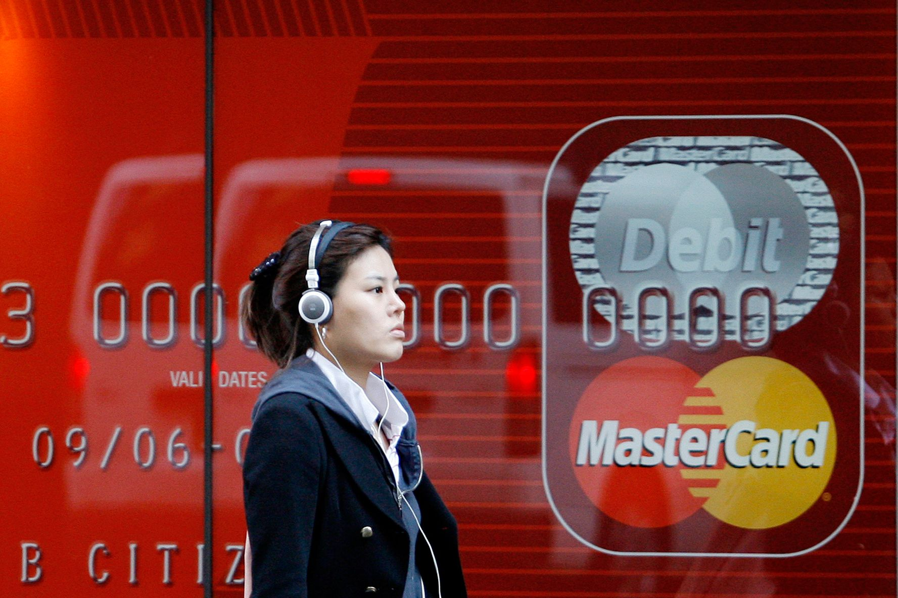 Mastercard slated to report earnings before the bell