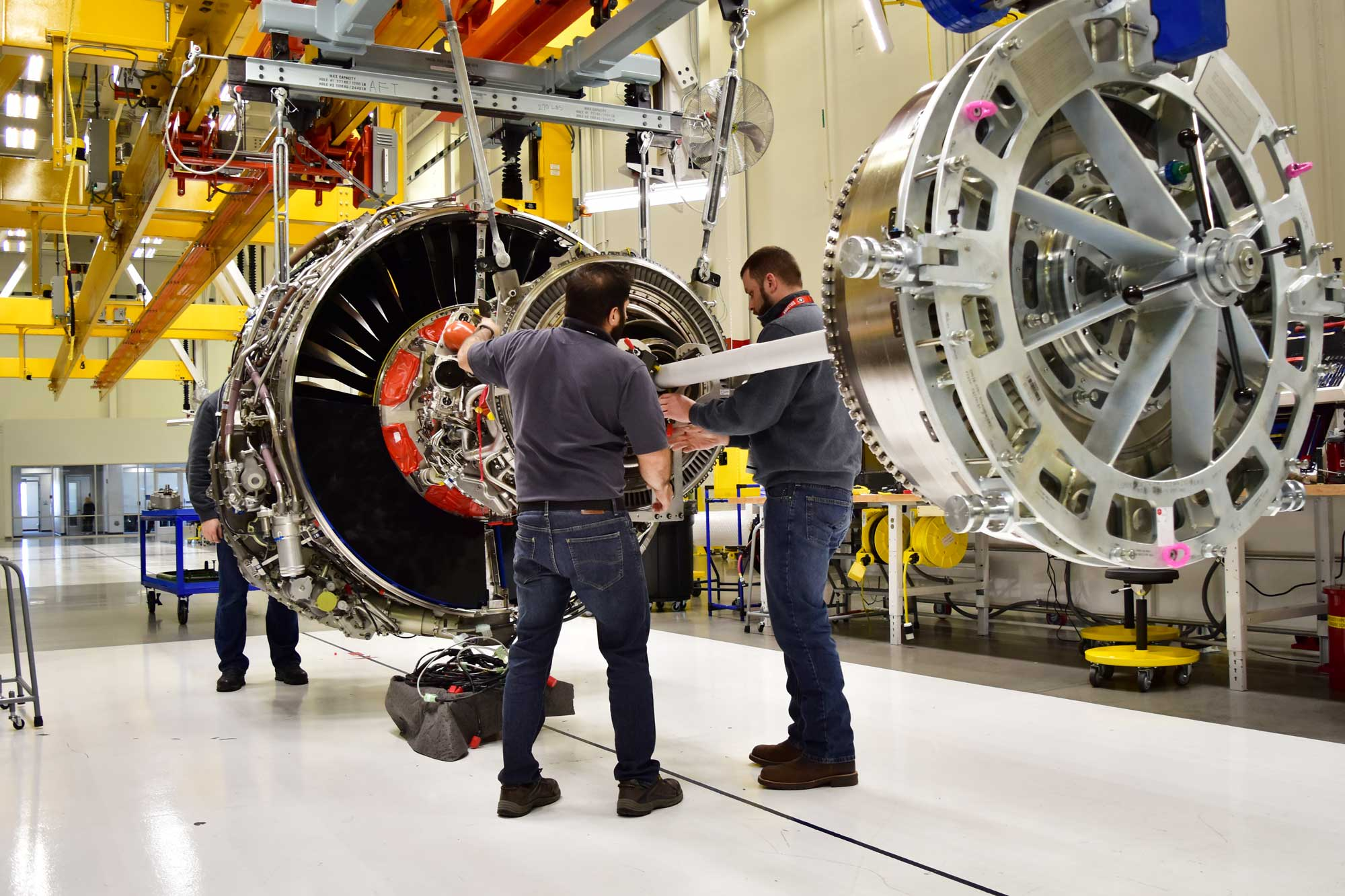 GE lost $1.4 billion this year from Boeing 737 Max grounding but expects the jet's return next year
