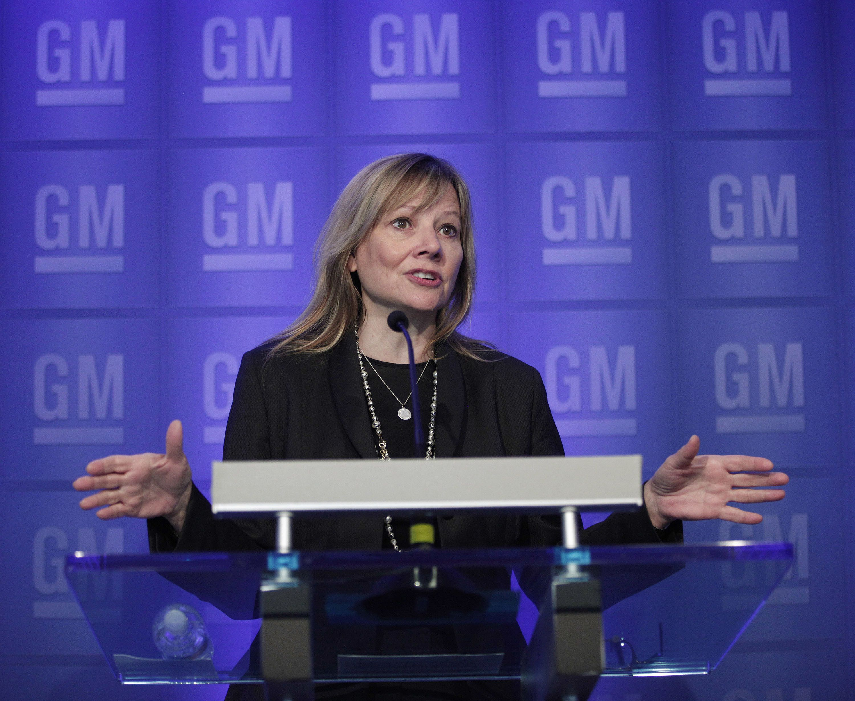 GM slated to report earnings before the bell
