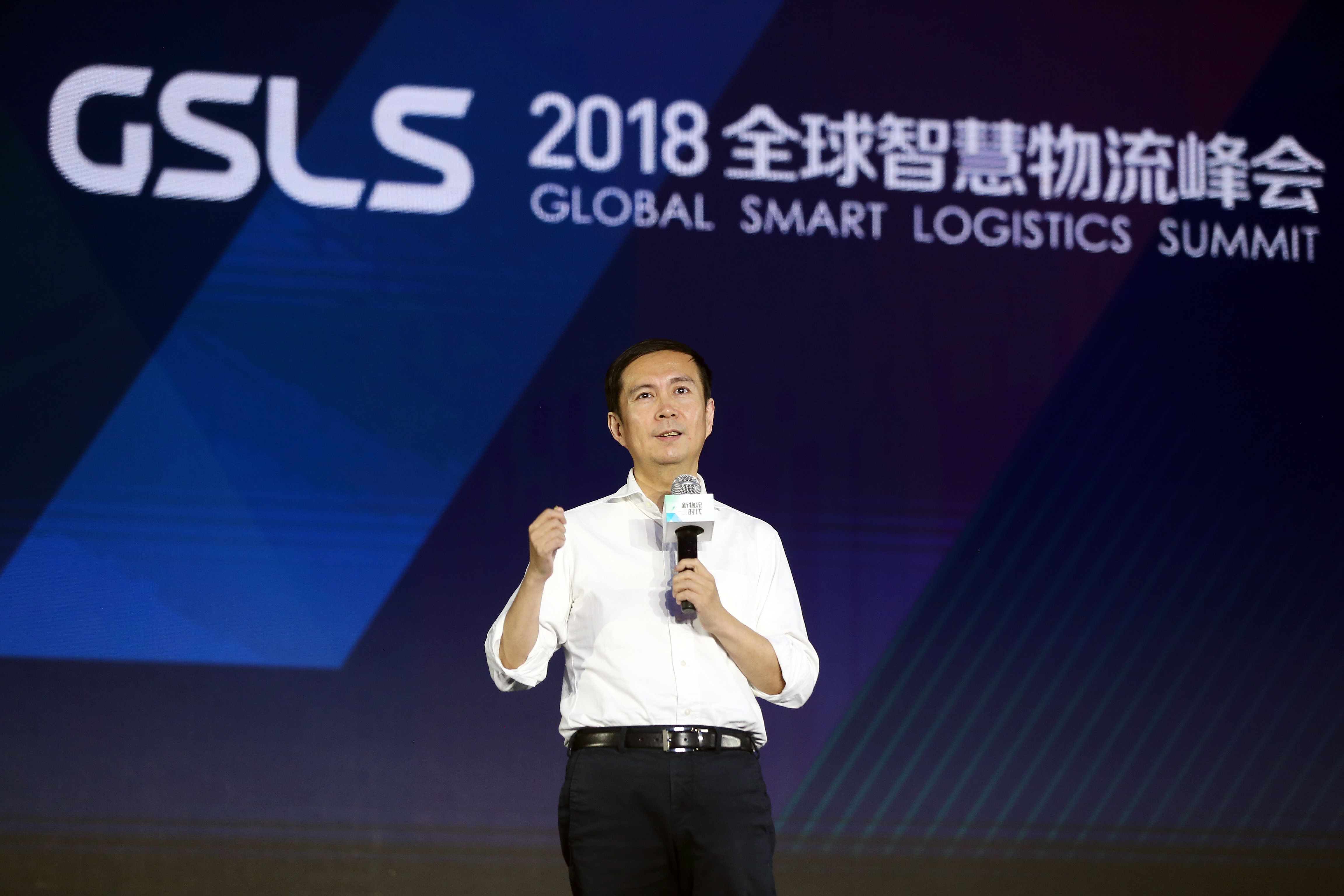 Alibaba Chairman Daniel Zhang does this one thing each year to measure his success
