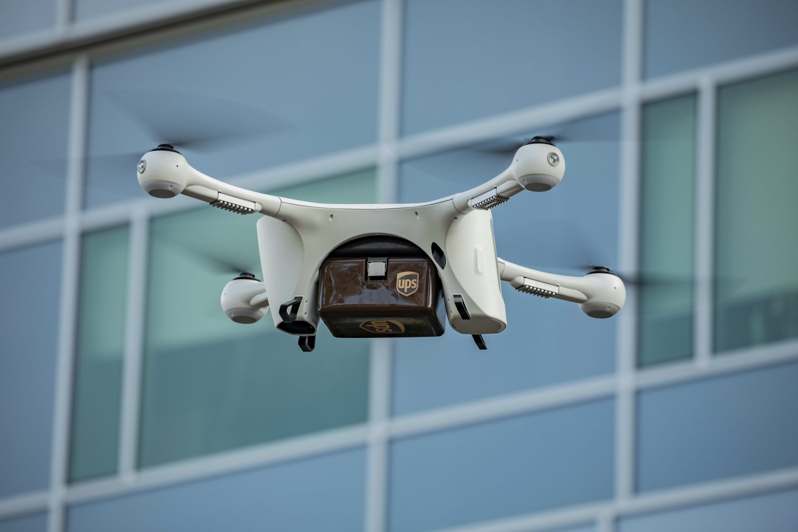 UPS partners with CVS to develop drone delivery service for prescription drugs